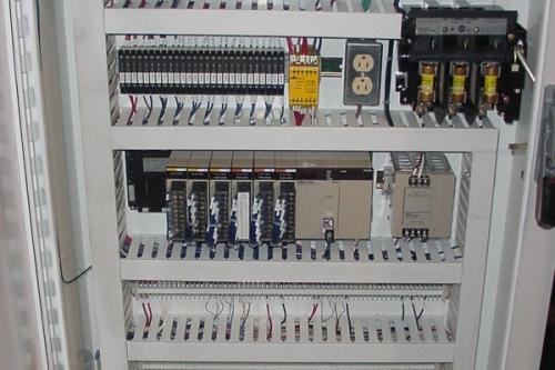 19863 Main Control Panel