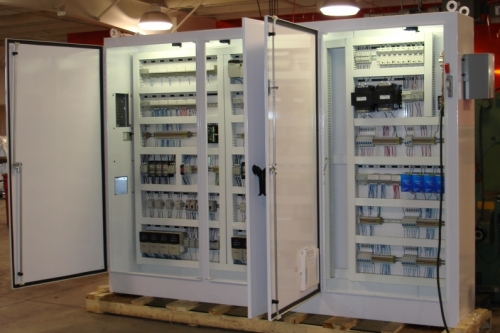 Panel Build 3 Doore Enclosure 2