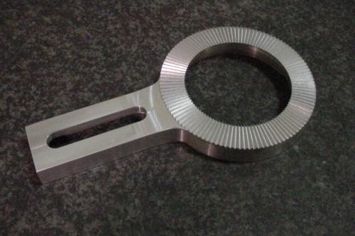 CNC Serated Ring