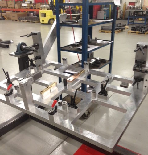 Welding Fixtures Apt Manufacturing Solutions
