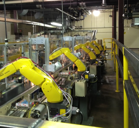 Automated Assembly Line : Assembly line automation apt manufacturing solutions