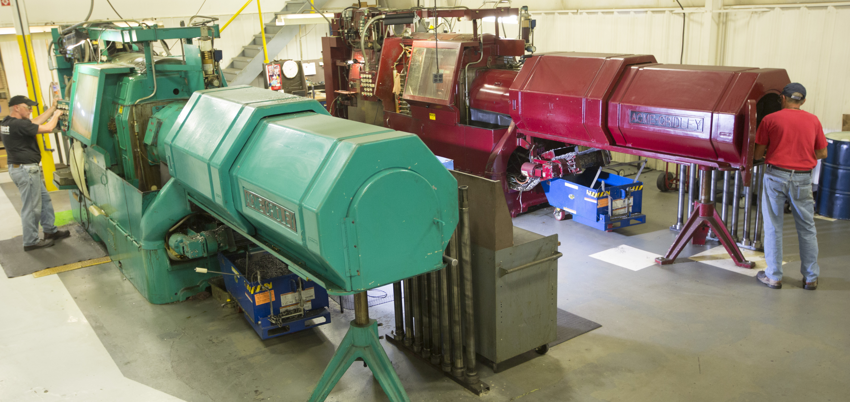 ACME Screw Machines - APT Manufacturing Solutions