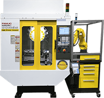Machine Tending FANUC Robodrill