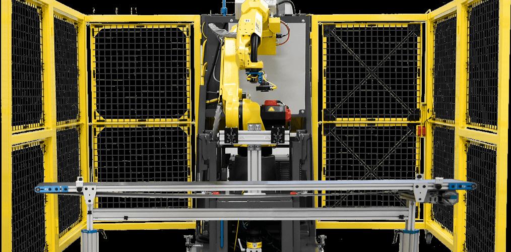 AM-CERT with conveyor