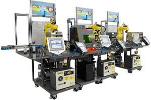 CSM - Connected Smart Manufacturing training equipment
